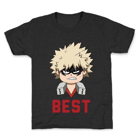 Best Friends Bakugo Kids T-Shirt