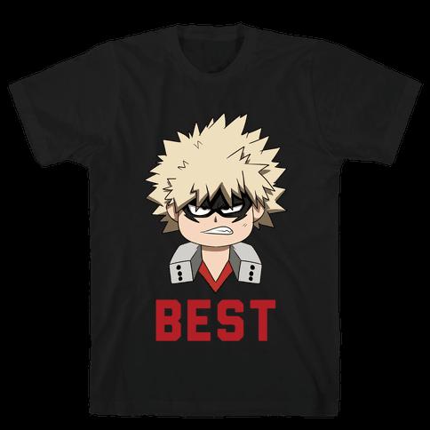 Best Friends Bakugo Mens T-Shirt