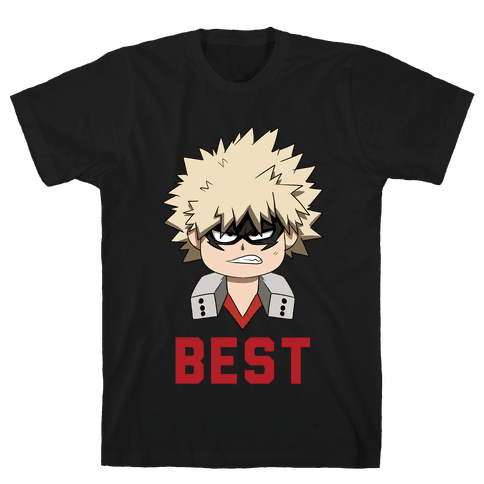Best Friends Bakugo Mens T-Shirt