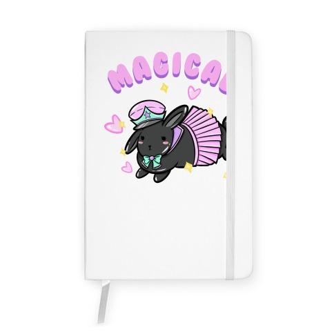 Magical Bunny Notebook