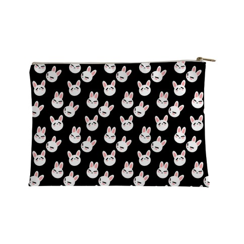 BunBun Pattern Accessory Bag