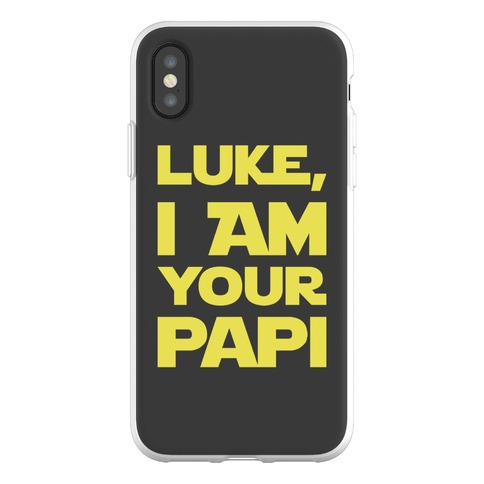 Luke, I Am Your Papi Phone Flexi-Case