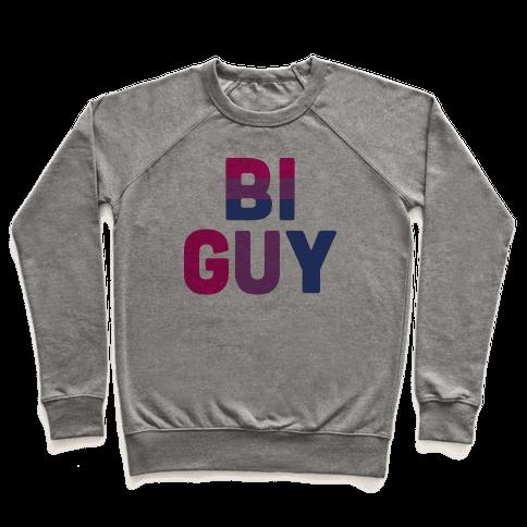 Bi Guy Pullover