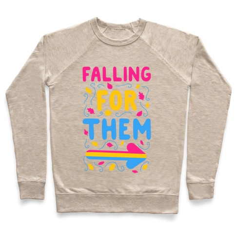 Falling for Them Pullover
