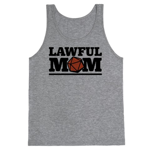 Lawful Mom Tank Top