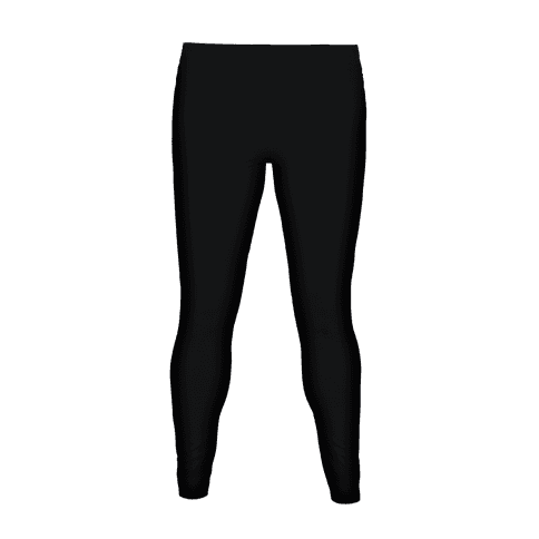 Premium Yoga Pants Black Women's Legging