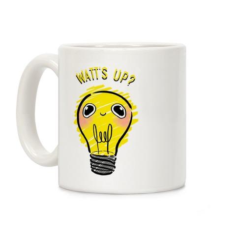 Watt's Up? Coffee Mug