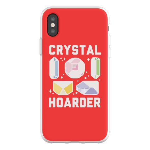 Crystal Hoarder Phone Flexi-Case