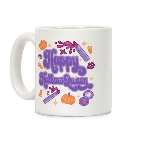 Happy HallowQueen Coffee Mug