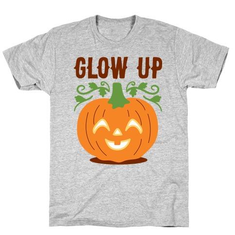 Glow Up Jack-o'-Lantern T-Shirt