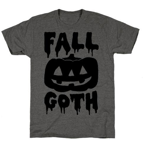 Fall Goth Mens/Unisex T-Shirt