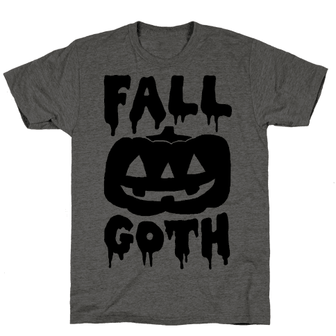 Fall Goth Mens T-Shirt