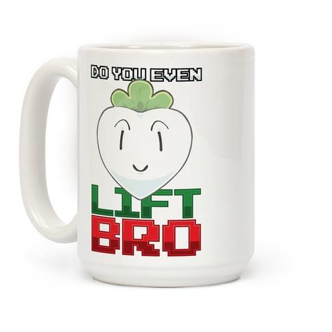 Do You Even Turnip Coffee Mug