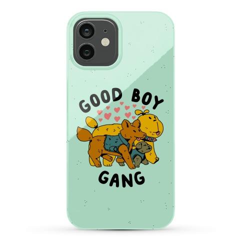 GOOD BOY GANG Phone Case
