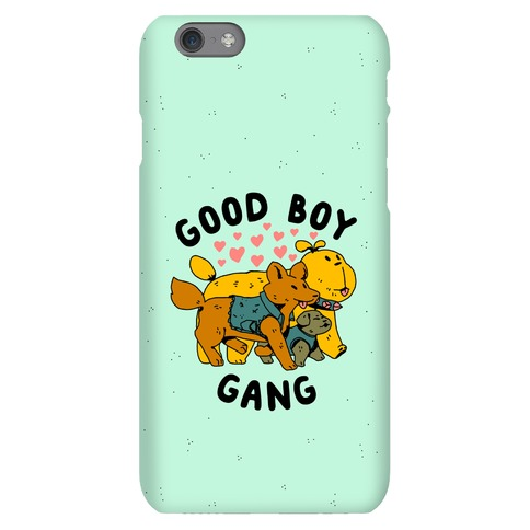 GOOD BOY GANG Phone Case