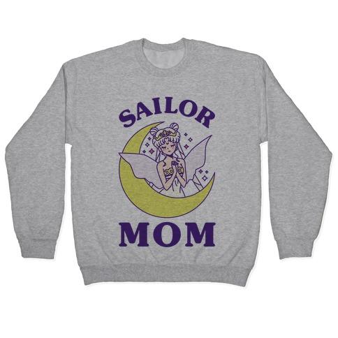 Sailor Mom Pullover