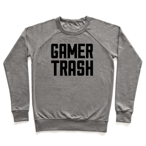 Gamer Trash Pullover