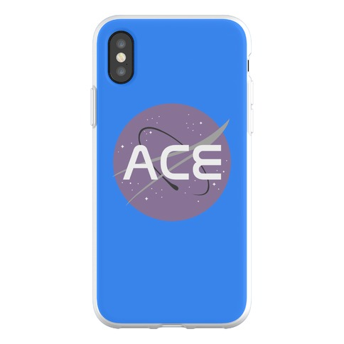 Ace Nasa Phone Flexi-Case
