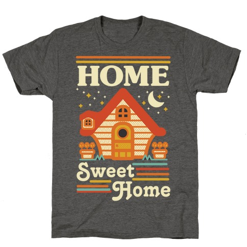 Home Sweet Home Animal Crossing T-Shirt