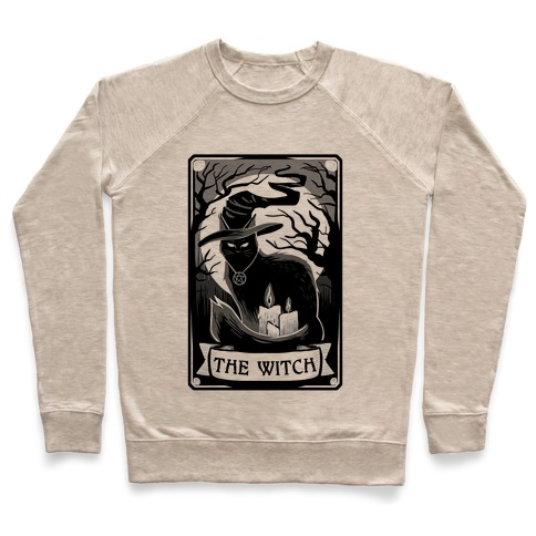 The Witch Pullover