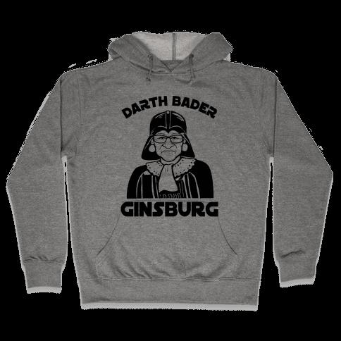 Darth Bader Ginsburg Hooded Sweatshirt