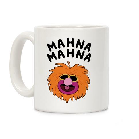 Mahna Mahna Muppet Coffee Mug