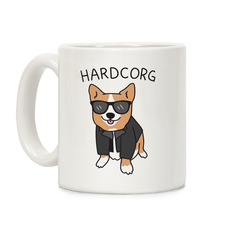 Hardcorg  Coffee Mug