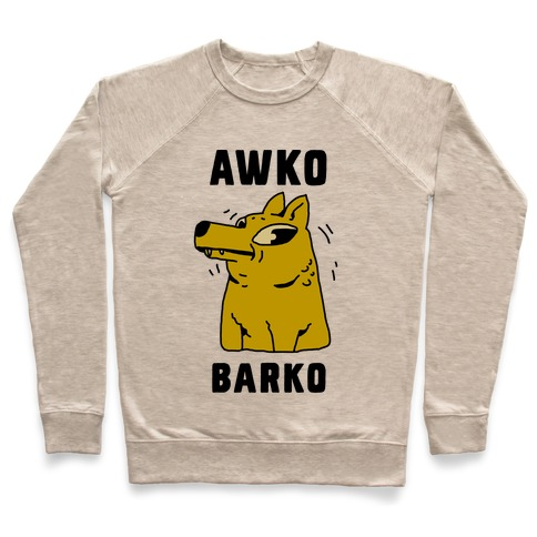 Awko Barko Pullover
