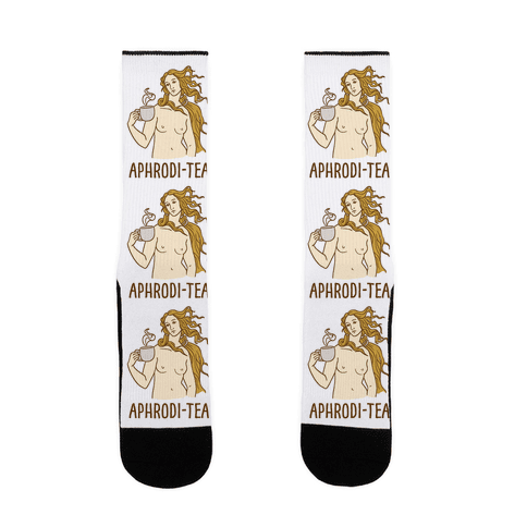 Aphrodi-tea Sock