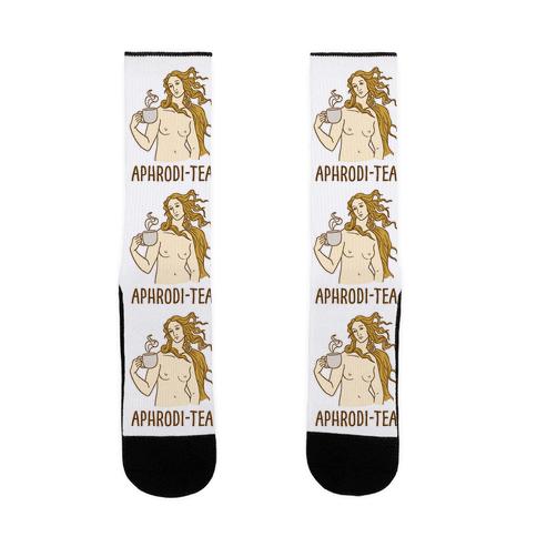 Aphrodi-tea Sock