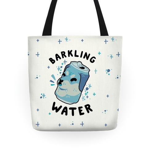 Barkling Water Tote