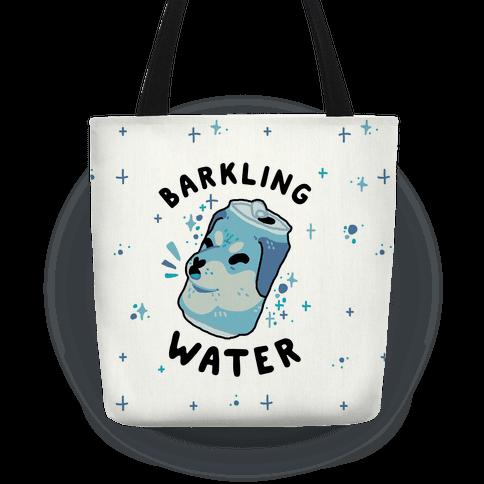Barkling Water Tote
