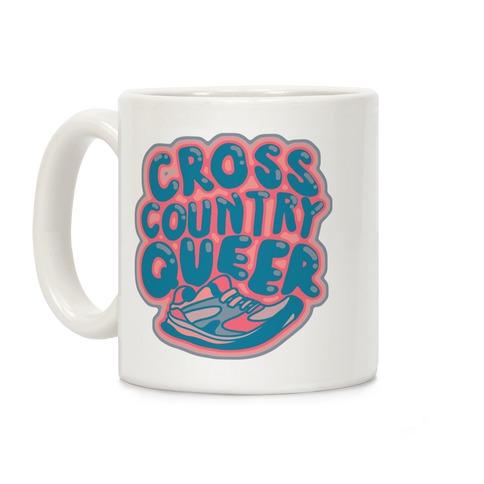 Cross Country Queer Coffee Mug