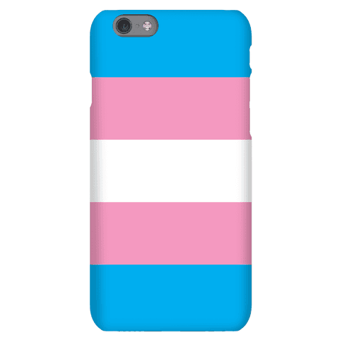 Trans Pride Flag Phone Case