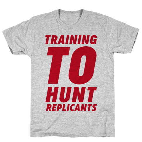 Training To Hunt Replicants