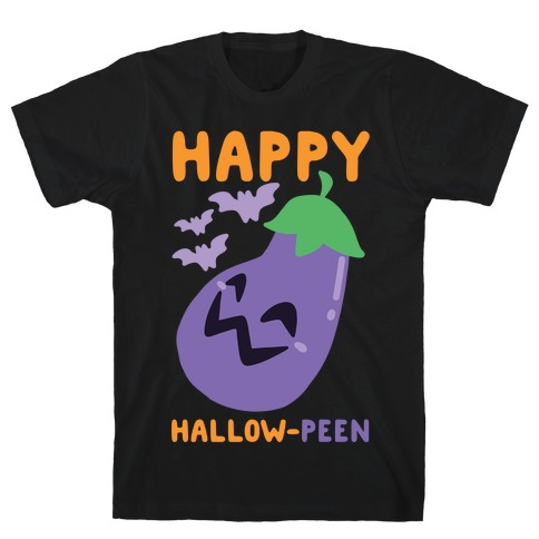 Happy Hallow-Peen T-Shirt
