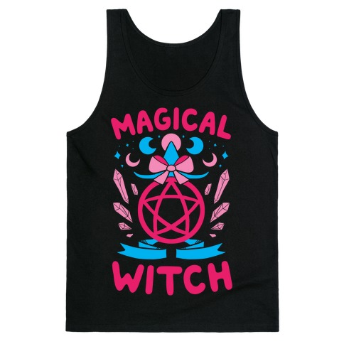 Magical Witch Tank Top