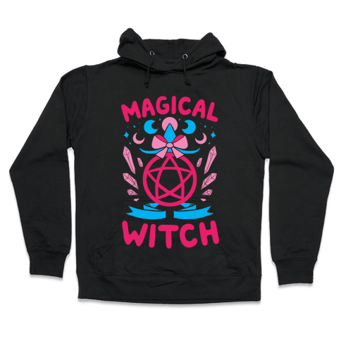 Magical Witch Hooded Sweatshirt