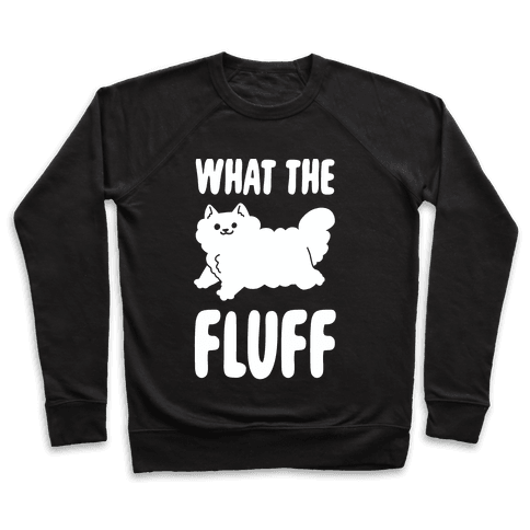What the Fluff Pullover