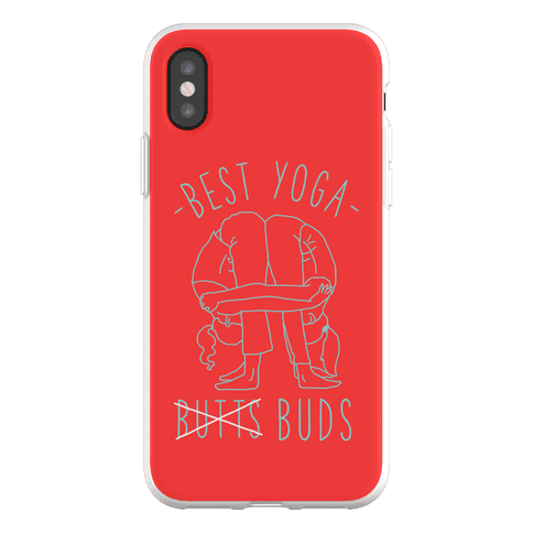 Best Yoga Buds Phone Flexi-Case