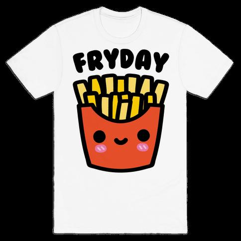 Fryday Mens T-Shirt