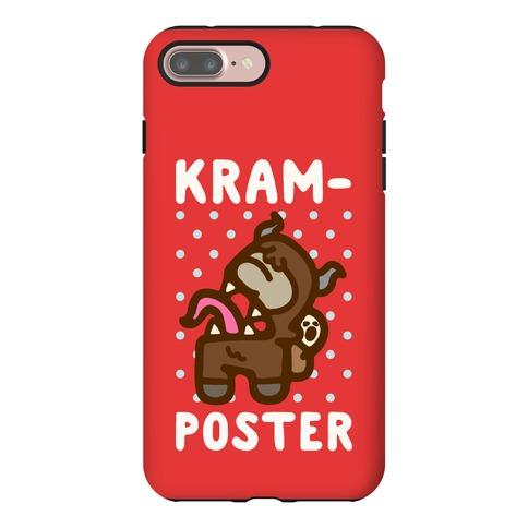 Kram-Poster Parody Phone Case
