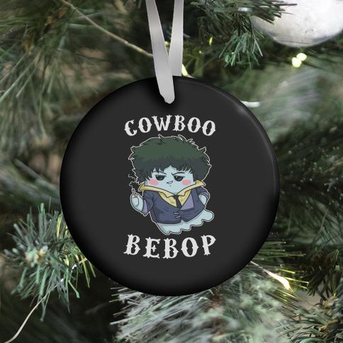 Cowboo Bebop Ornament