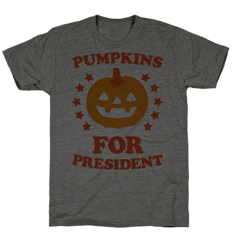 Pumpkins For President