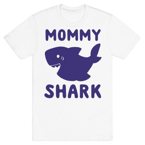 Mommy Shark (1 of 5 set) T-Shirt
