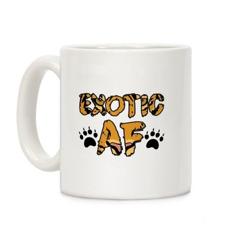 Exotic AF Coffee Mug