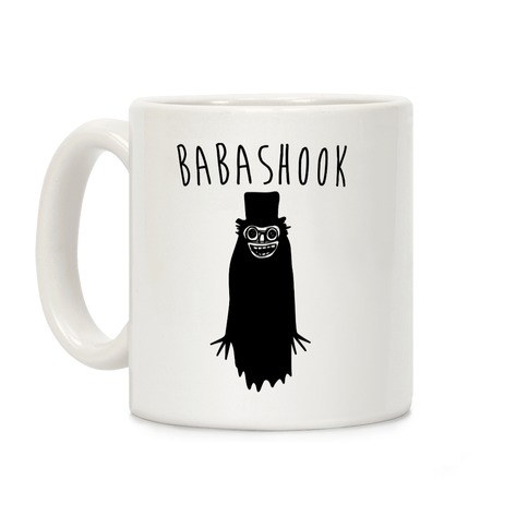 Babashook Parody Coffee Mug