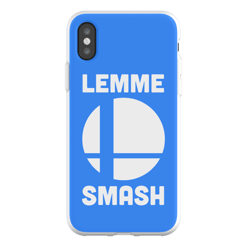 Lemme Smash Phone Flexi-Case