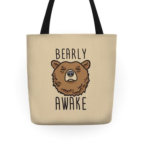 Bearly Awake Tote