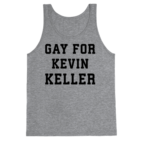 Gay For Kevin Keller Parody Tank Top